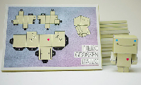 Postcard - interactive
