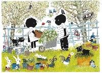 Children's Book Illustration Postcards #7