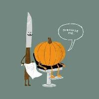 Funny Halloween Card swap - USA