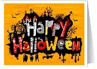 Halloween Cards! - 5 partners [USA]