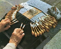 Traditional local crafts and industry