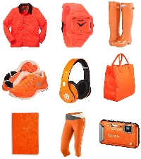 Helena8664's Pinterest Series: Orange