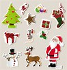 Christmas Sticker Swap!!
