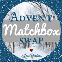CSG~ 🎁Advent Altered Matchbox Swap🎁 #3