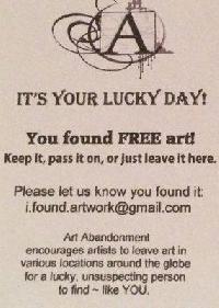 Share/Abandon that Craft #13