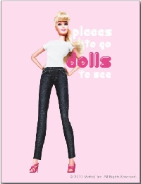 Let the dolls do it