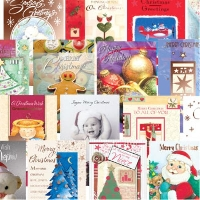 It's the annual MEGA Christmas Card Swap - USA