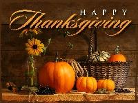 Thanksgiving Card~1 partner