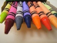 Crayon Box ATC Swap