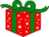APDG-#1 MEGA Christmas Profile Deco - PRESENTS