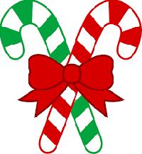APDG - #2 MEGA Christmas Profile Deco - CANDY CANE