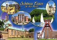 Multi Multiview Postcard #10