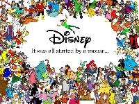 Disney Postcard!