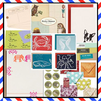 PBS: Pick 3! Profile-Based Stationery Swap #9