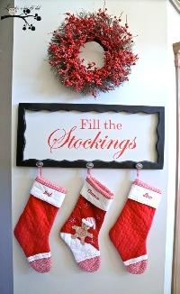 Kid's Fill My Stocking Swap - December