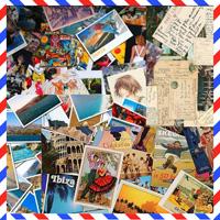 PBS: Profile-Based Postcard Swap #6