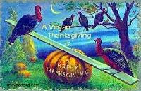 Vegan Thanksgiving USA