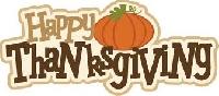 Thanksgiving Profile Decoration Swap