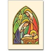 Merry CHRISTmas! Religious Cards