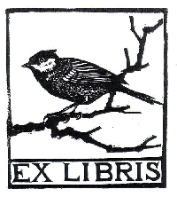 IS: Book plates / ex libris - INT