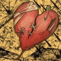 Spooktacular February ~ broken/bloody hearts