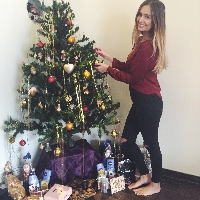 Christmas Tree Xmas Photo Greeting 2016