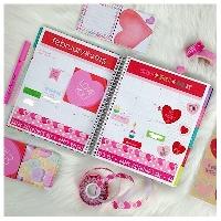 Monthly Planner Kit: February