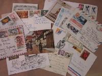 USED postcards swap #4