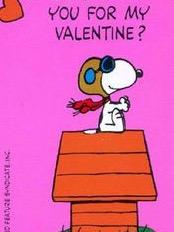 Old School Valentine's Day Card Swap