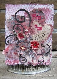 CQ: Hearts and Flowers ATC INT