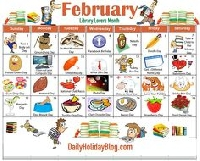 APDG: Celebrate A Wacky Holiday - February