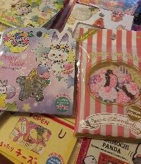 Kawaii: 50 Sticker Flakes (USA)