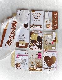 3LP - February Mimi Pocket Letter- White