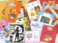 PPWAH - Make 2 Friendship Books.