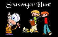 NSC ~ Scavenger Hunt ~ RED ~ USA