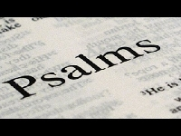 PW - Sharing a Psalm