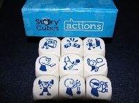 More story cubes - *Actions*