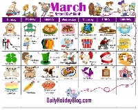 APDG: Celebrate A Wacky Holiday - March