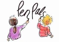 Homeschool Pen pal swap --- K- 2
