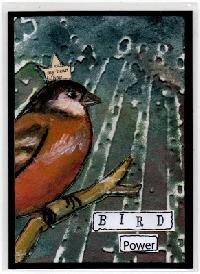 An ATC a Week ~ Rd 10 ~ Bird