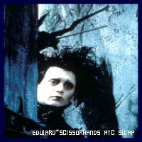 ATC: Edward Scissorhands