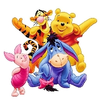 Winnie-the-Pooh in a Bag
