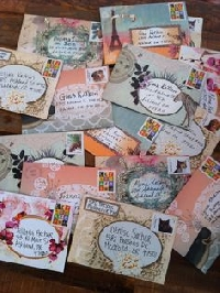 Friendship Books-Lots of Happy Mail