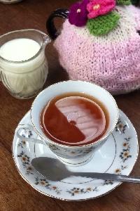 Ostara Tea Swap / Spring Tea Swap (by Daemswaps)