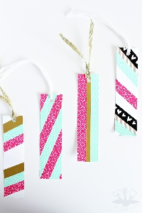 WOW! Washi Bookmarks