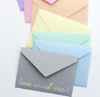 Flat Envelope Planner Swap! *INTL*