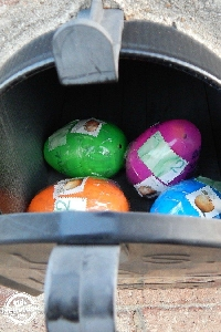 Easter Eggs Mail
