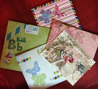 BL ~ Greeting cards