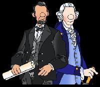 Historic America Swap #1 - US Presidents postcards