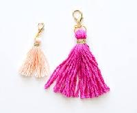 Handmade Embellishments Swap July